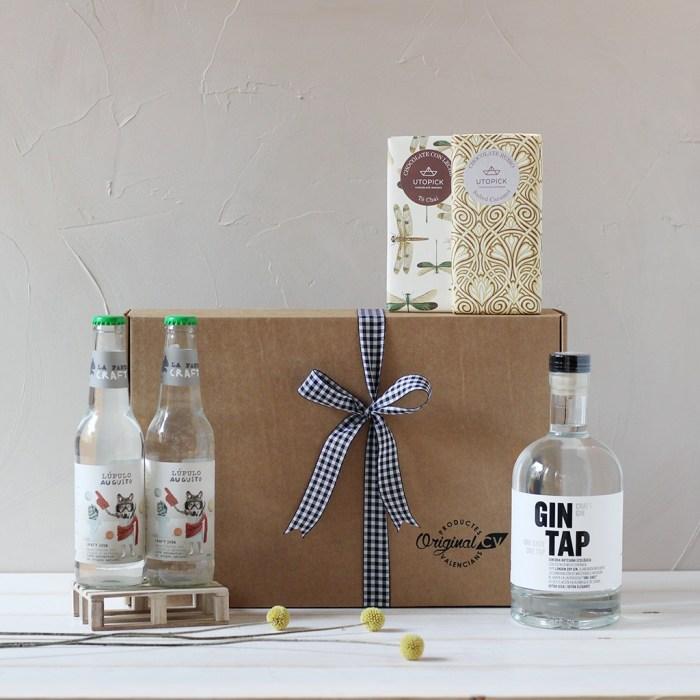 Caja Regalo Gin Tap OCV