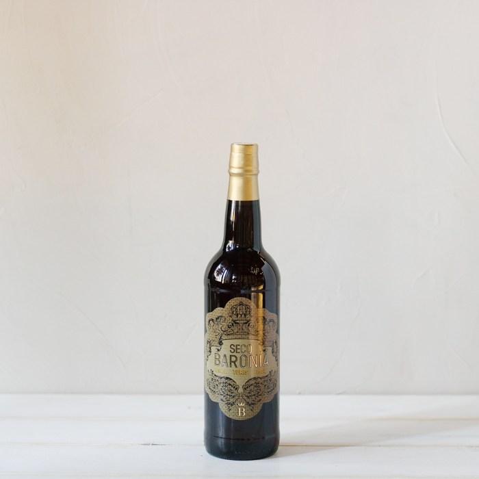 Vino Blanco Seco Baronía