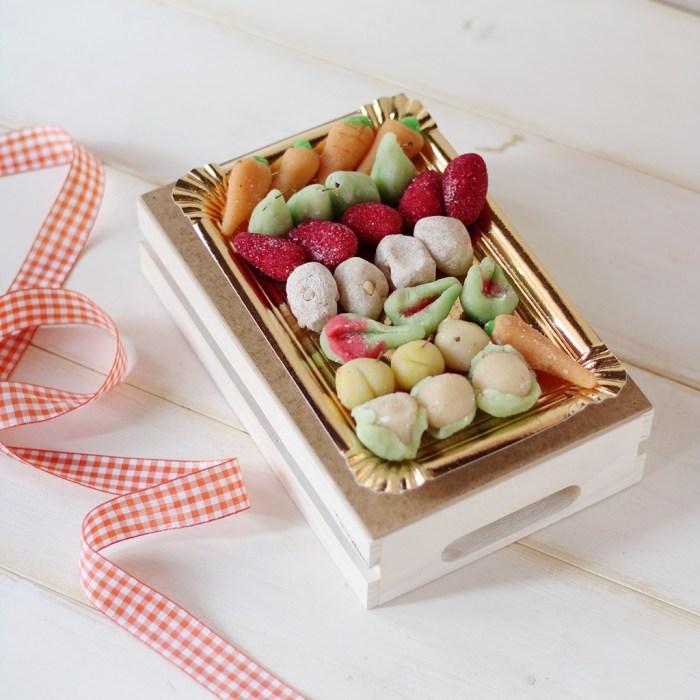 Frutitas de Mazapan de Sant Donis