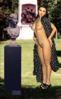 Nackt Vivien Leigh  The Tragic