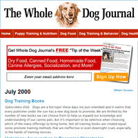 The Whole Dog Journal