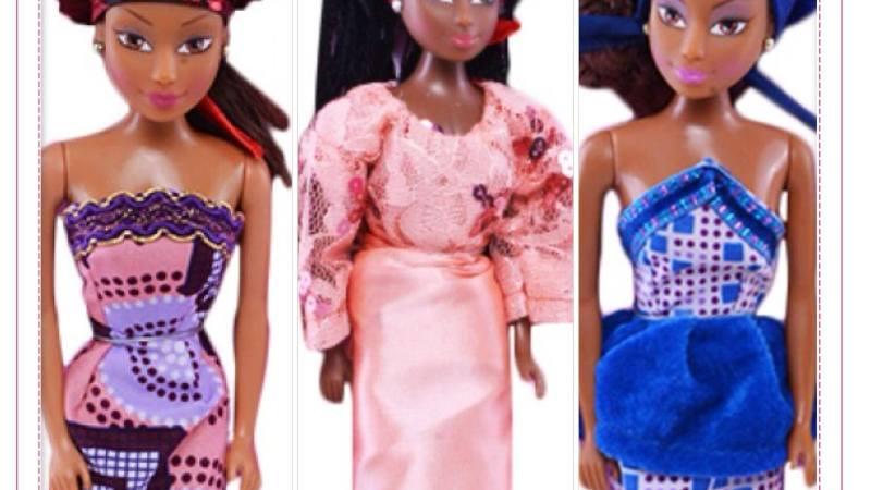 «Queens of Africa», la poupée pour Noël