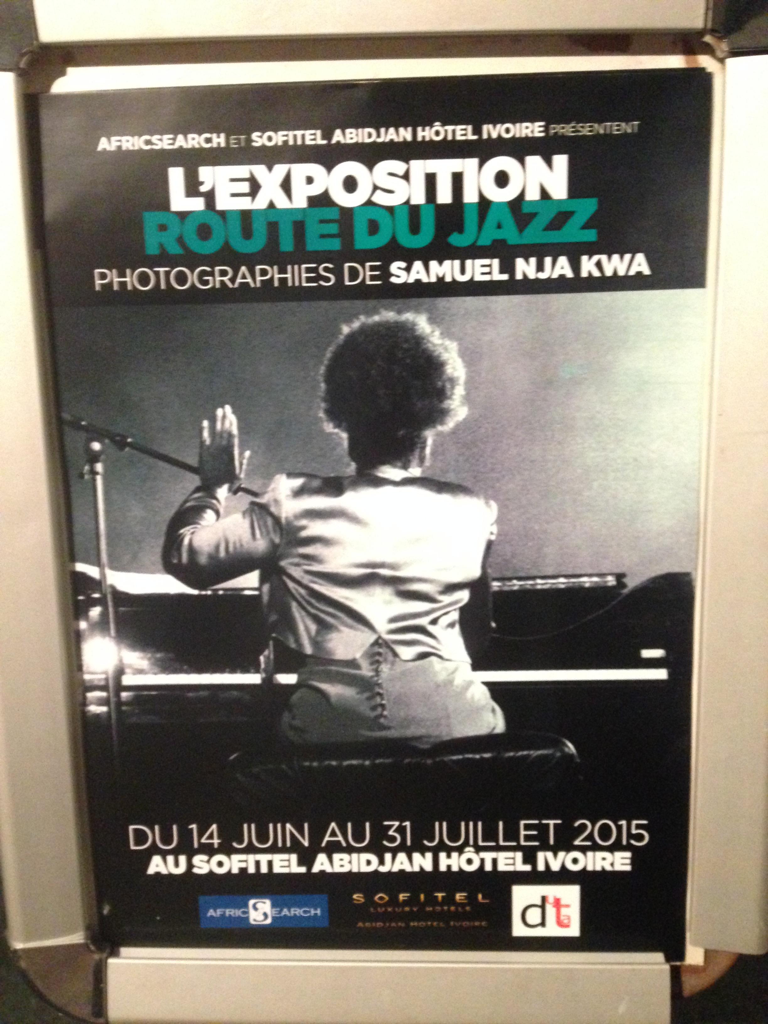 Retour sur l'exposition la «Route du Jazz»
