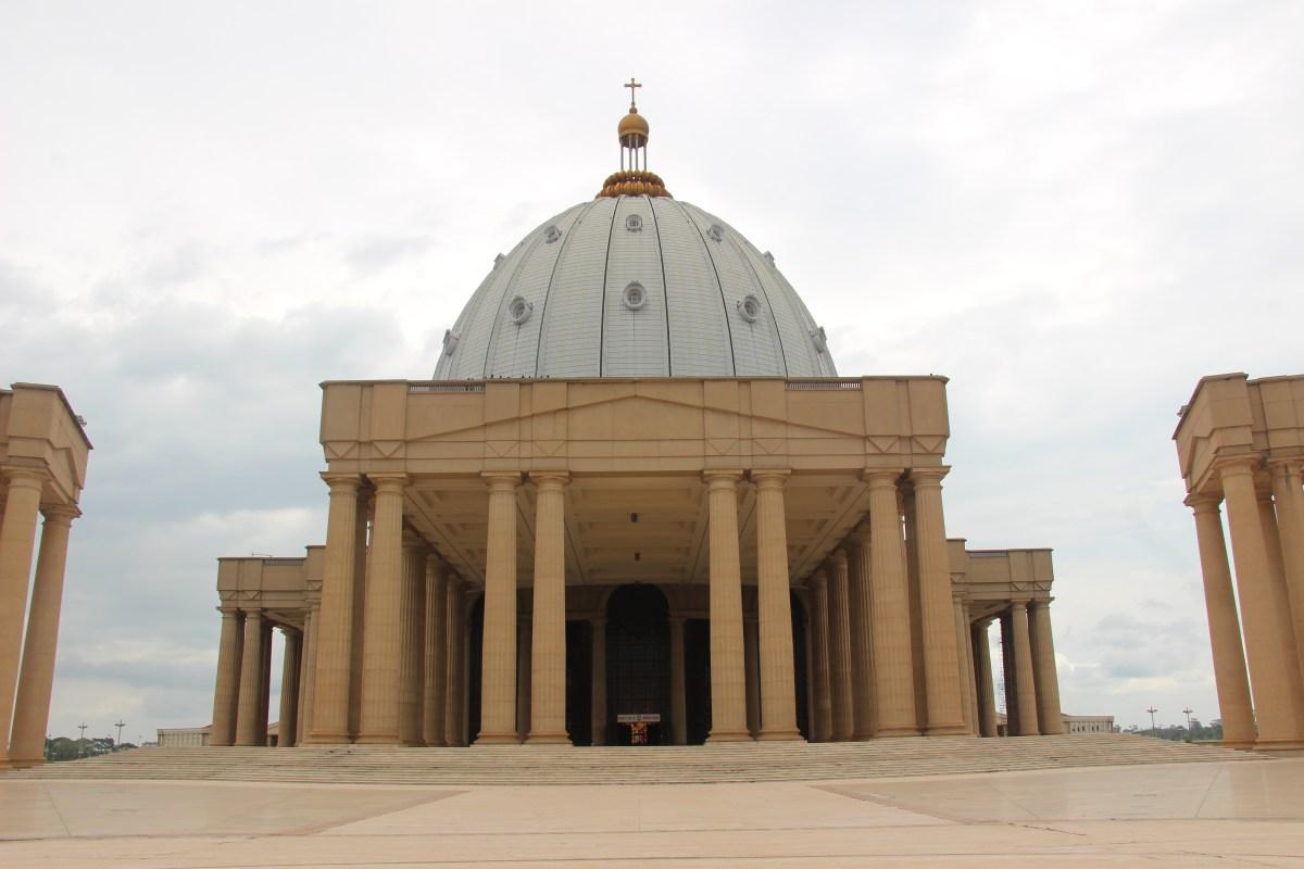 La Basilique Notre Dame de la Paix – un géant architectural