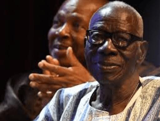 Hommage de l'ABCI à Bernard Dadié