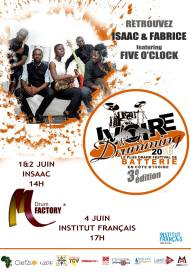 Source : Facebook Officiel de Ivoire Drumming Festival