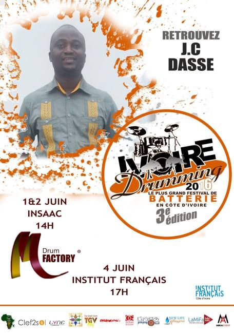Source : Facebook Officiel de Ivoire Drumming Festival