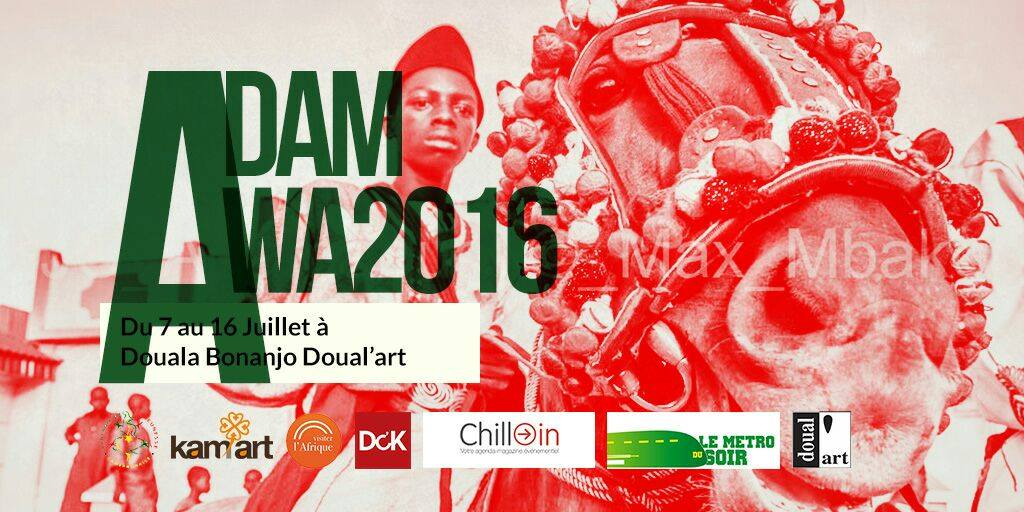 Exposition AdamAwa au Doual'Art de Bonandjo (Cameroun)