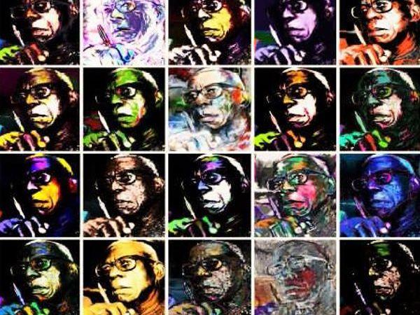 L'Expositon 'Cent pour Cent Dadié' à la Galerie Le Basquiat du 14 juillet au 4 aout 2016