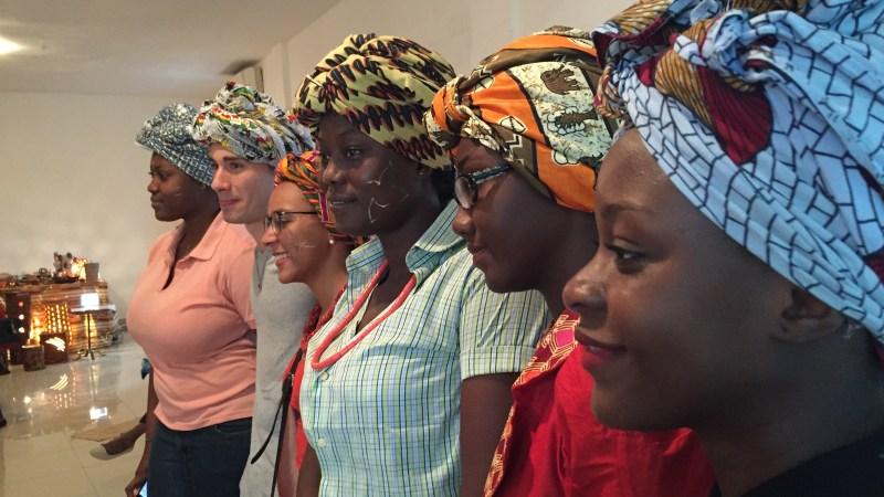 Les ateliers réalisation de turban