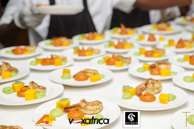 Retour sur la Kitchen & Party de Dieuveil Malonga