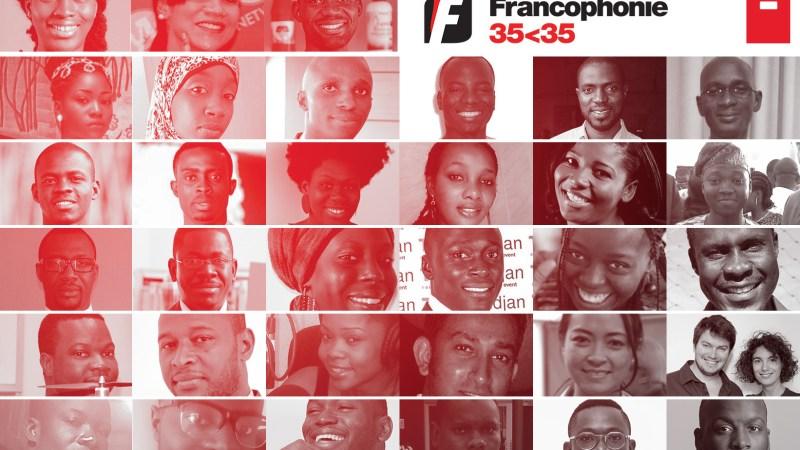 35 jeunes innovateurs qui font bouger l'espace francophone en 2016