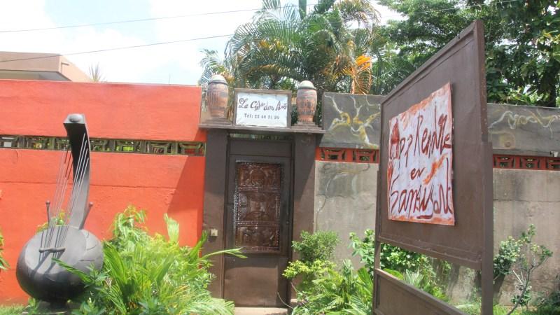La Case des Arts, un lieu d'expression et de transmission de savoirs