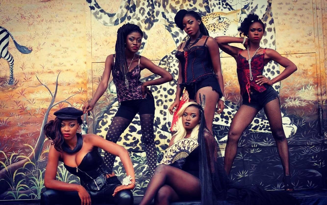 Sept (7) raisons de voir le spectacle African Cabaret