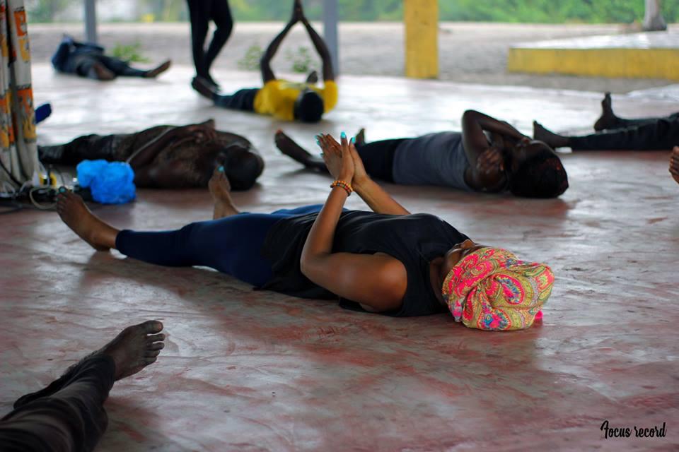Le Festival International de Danse «Un pas vers l'avant» dans le regard de Wilfried CODO