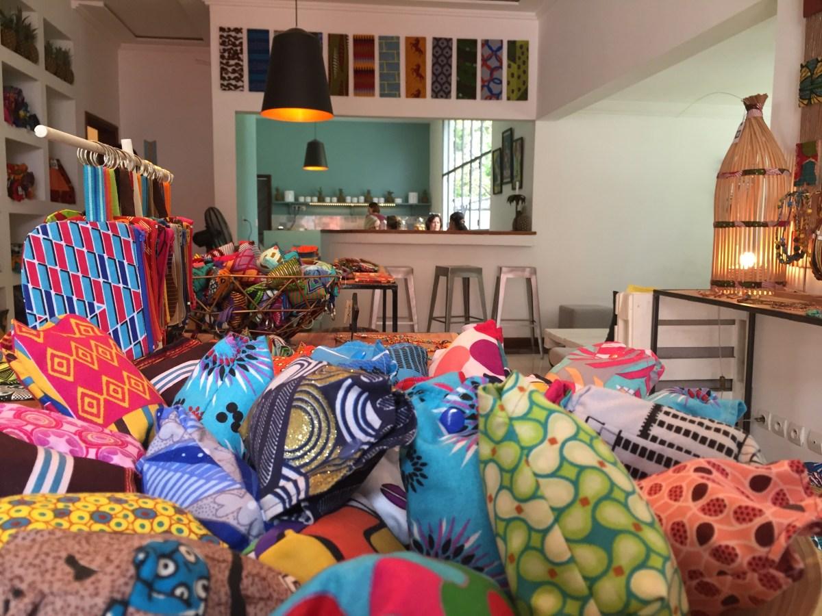 Nota Bene Création - Un nouveau concept store à Abidjan