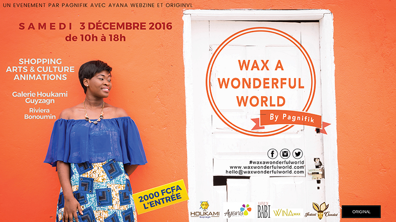Source : Wax A Wonderful World