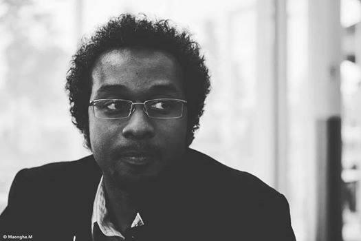 Amzat Boukari - Arctivism 28 - Focus sur Angela Davis / le 21 janvier 2017 à l'Institut Français de Lomé