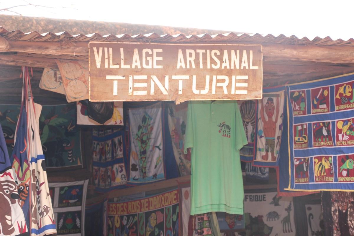 Le Marché Artisanal d'Abomey