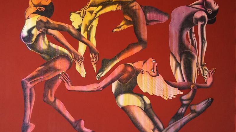 Retour sur l'exposition 'Mythologies Modernes' de Samuel Gelas