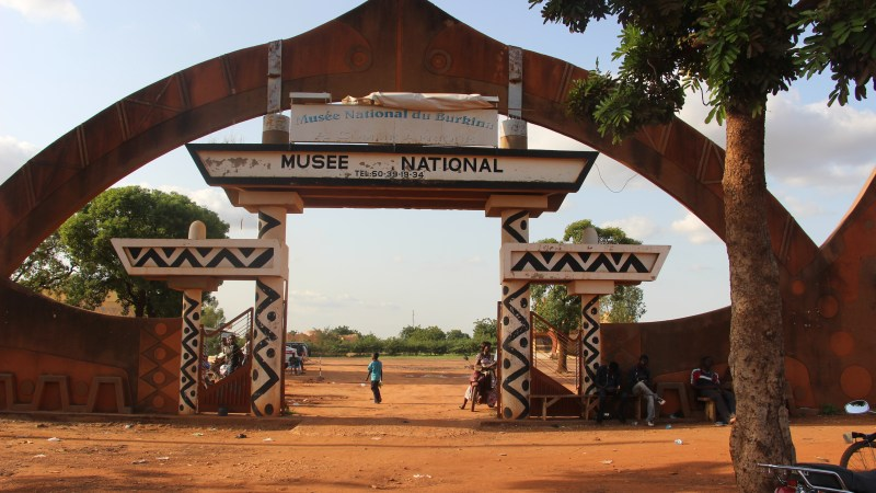 [BURKINA FASO] Le Musée National du Burkina Faso