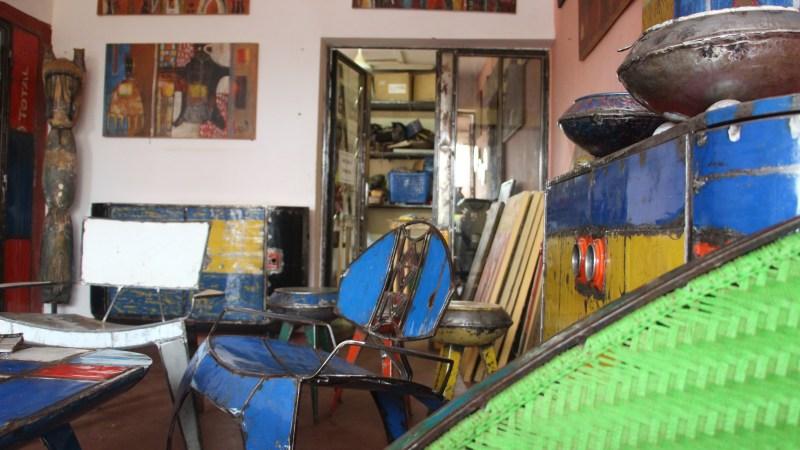 [BURKINA FASO] Découverte des Studio Hamed Ouattara