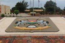 La Place de la Révolution devenue Place de la Nation - Ouagadougou - Burkina Faso
