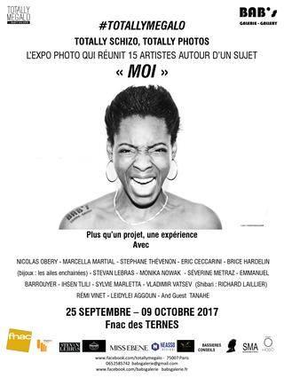 Elisabeth Ndala est #TOTALLYMEGALO – une exposition sur le MOI