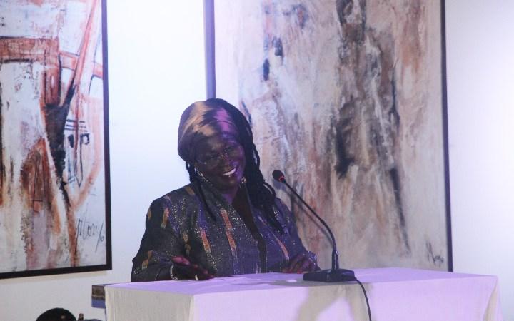 Retour sur le vernissage de l'exposition 'Fulgurence' de Mathilde Moreau