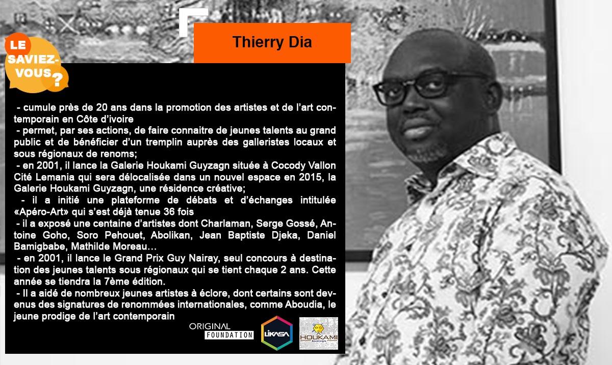 Le Saviez-vous ? : Découvrons Thierry Dia
