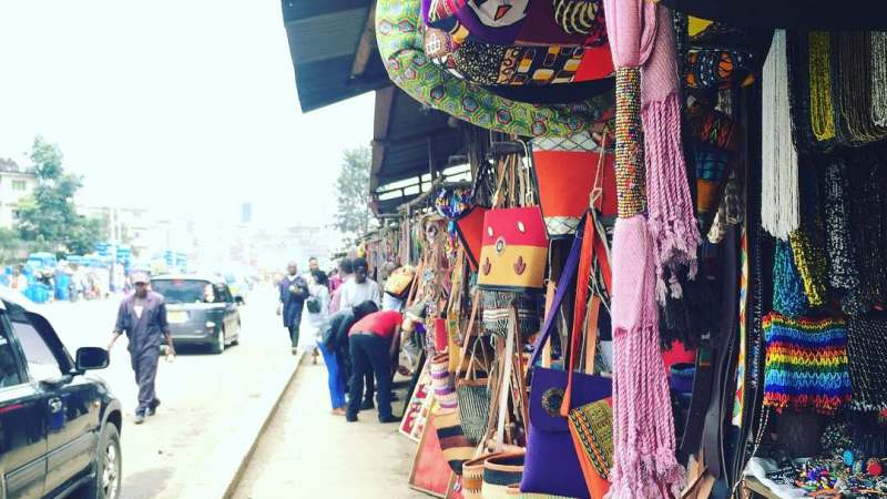 [KENYA] Découverte de Kariokor Market