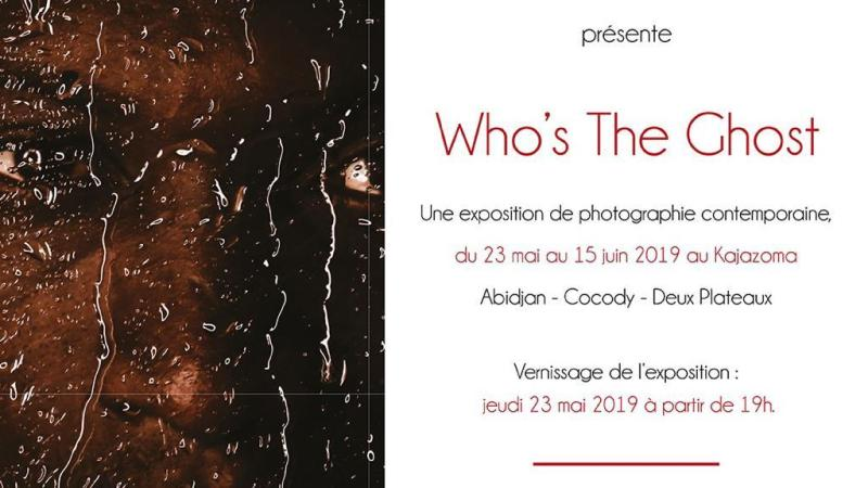 Who's the Ghost ? se tiendra du 23 mai au 15 juin 2019 à Abidjan