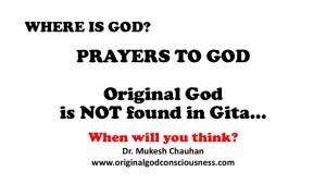 Original God and Gita
