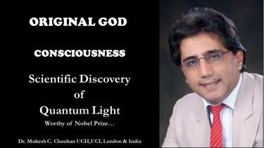 Quantum Light consciousness -Original God Consciousness