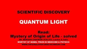 Quantum Light scientific discovery