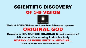 Scientific discovery of 3-D vision