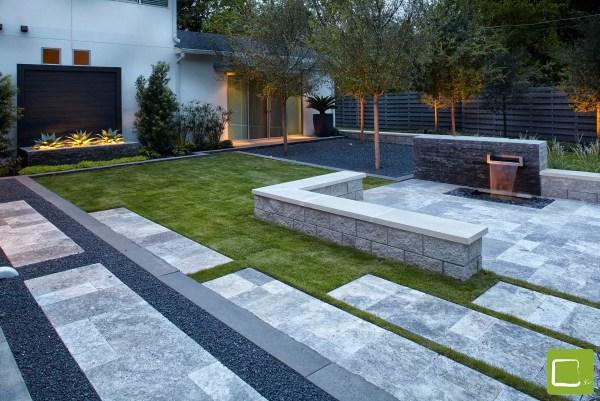 dallas landscape architect contemporary