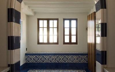 Cement Tiles Ablitt House