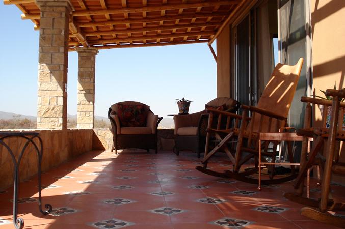 Cement Tiles Terraces