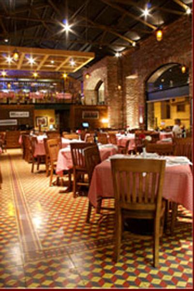 Cement Tiles El Almacen Restaurante