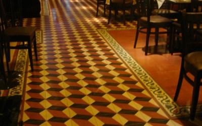 Cement Tiles Prima Rosa