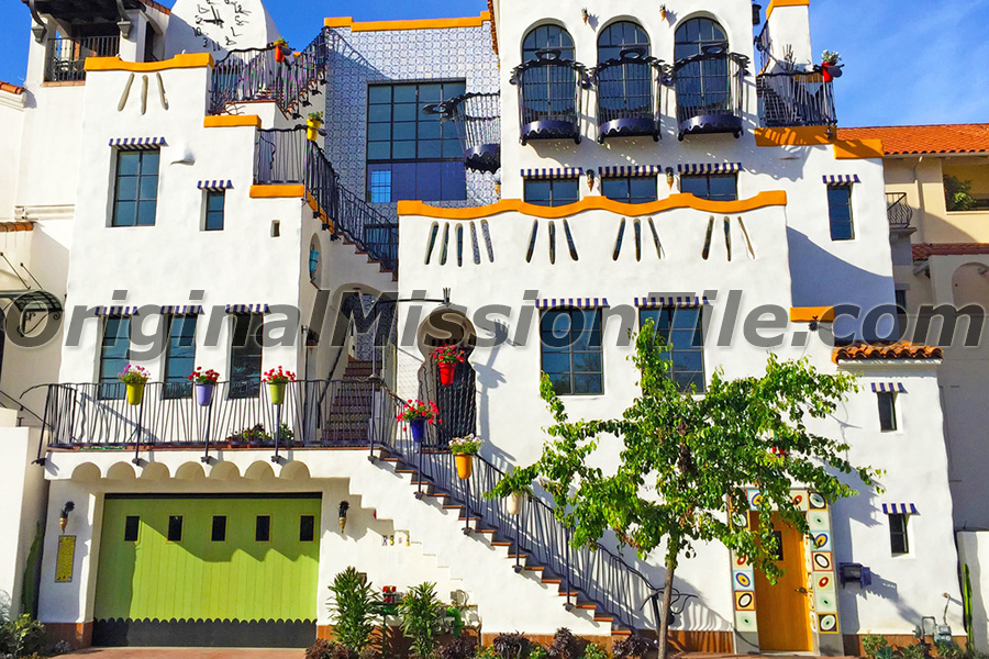 Cement Tiles El Jardin