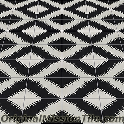 Authentic Marble Cement Tiles