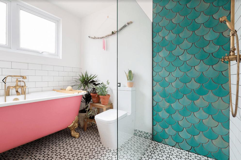 6 Bathroom Backsplash Tiles Ideas for bathroom