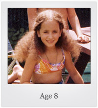 Original Moxie's founder, Rachel, has curly hair and had her own unique journey, which is why she started the brand.
