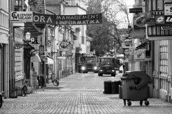 Slavonski Brod, Starčevićeva ulica.