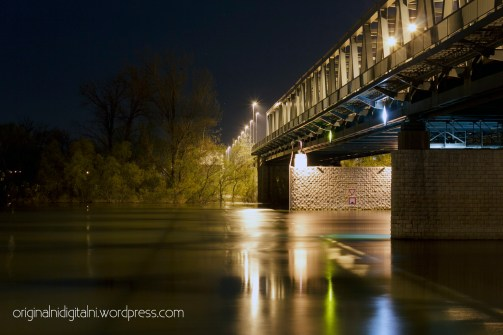 Savski most.