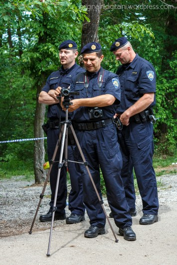 Momci snimaju.