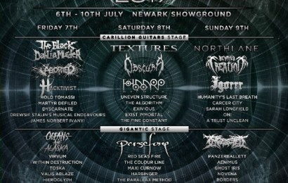 Northlane announced as final headliners for UK Tech-Fest