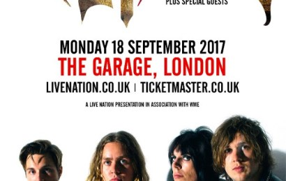 The Struts announce special one-off London show